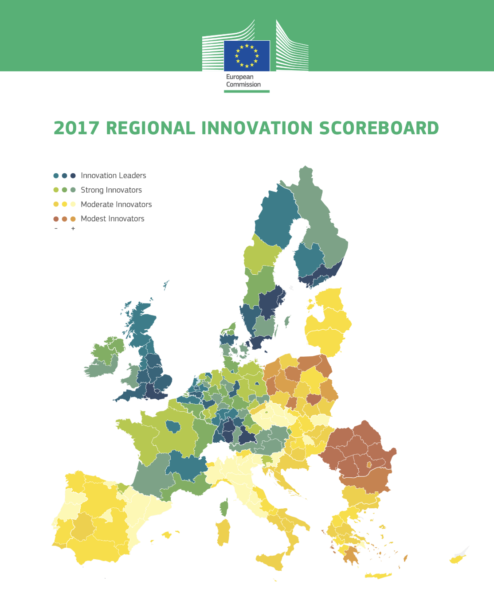 2017 Regional Innovation Scoreboard